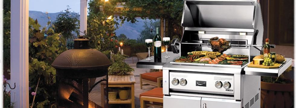 Made in USA Gas Grills