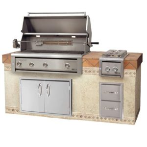 Luxor Grills - Outdoor kitchen products Gas Grills, Builtin grills